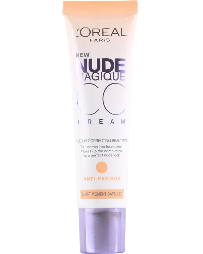 LOreall Nude Magique BB Cream Light to Medium Skin Tone 5