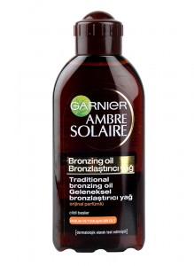 Ambre Solaire Yağ Traditional 200ML