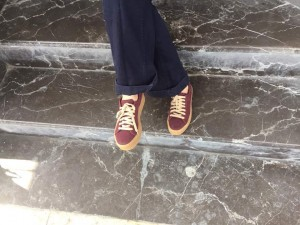 Bordo Carry Sneakers
