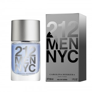 Carolina Herrera 212 Erkek Edt 30ML