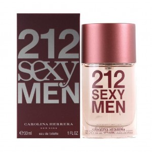 Carolina Herrera 212 Sexy Erkek Edt 30ML