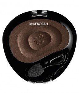 Deborah 24Ore Velvet Eyeshadow Dark Chocolate 6