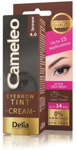 Delia Cameleo Kaş Boyası Krem Brown 15ML