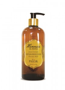 Hammam Tunisian Amber Liquid Hand Wash 400ML