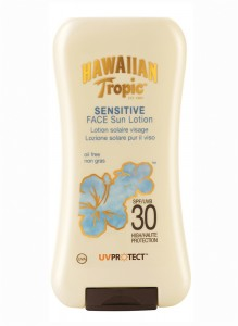 Hawaiian Tropic Sensitive Face Losyon Spf30 120ML