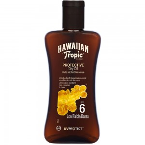 Hawaiian Tropic Yağ Spf6 200ML