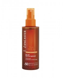 Lancaster Fast Tan Optimizer Oil Spf50 150ML