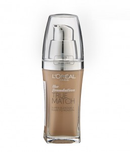 Loreal Fondöten True Match W7