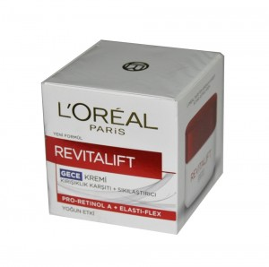 Loreal Revitalift Gece 50ML