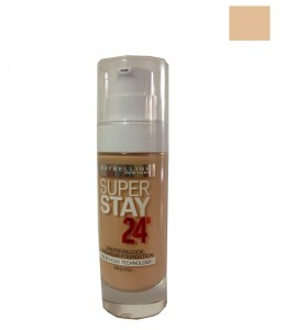 Maybelline Super Stay 24H Fondöten 30 Sand 30ML