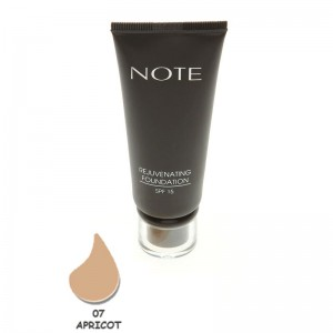 Note Rejuvenating Fondöten Spf15 Apricot 07 35ML