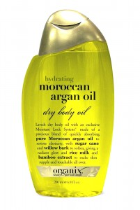 Organix Argan Body Kuru Yağ 200ML
