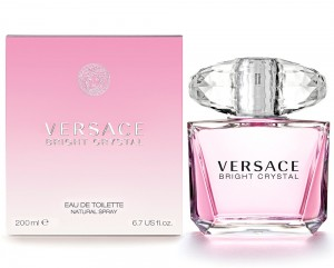 Versace Bright Crystal Bayan Edt 200ML