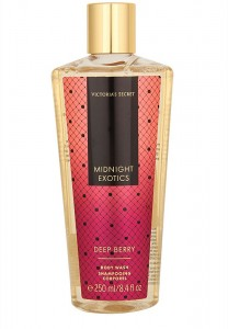 Victoria Secret Body Wash Midnight Exotics Deep Berry 250ML