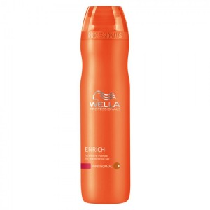 Wella Enrich Hacim Şampuan İnce Tel Normal 250ML