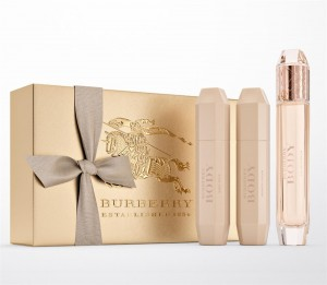 Burberry Body Bayan Edp 85ML+Body Lotion 100ML+Shower Gel 100ML