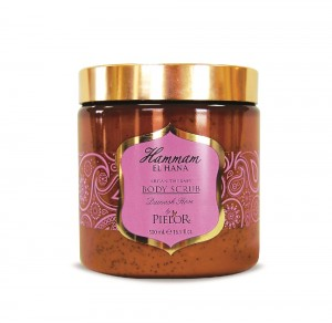 Hammam Damask Rose Body Scrub 500ML
