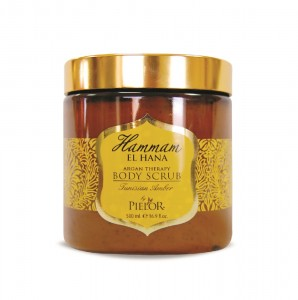 Hammam Tunisian Amber Body Scrub 500ML