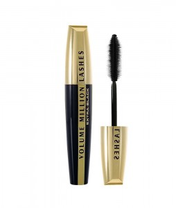 Loreal Million Lashes Mascara Extra Black