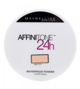 Maybelline Affinitone 24H Waterproof Pudra 10 9G