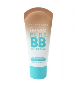 Maybelline Fondöten Dream Pure Bb Oily Skin Medium