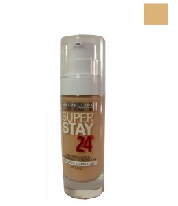 Maybelline Super Stay 24H Fondöten 21 Nude Beige 30ML