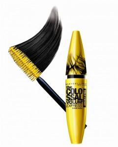 Maybelline Volum Express Mascara Colossal Smoky Black