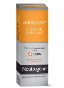 Neutrogena Visible Clean Akne Jeli 15ML
