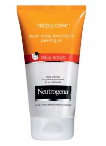 Neutrogena Visible Clean Siyah Nokta Peeling 150ML