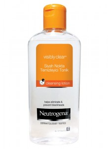 Neutrogena Visible Clean Siyah Nokta Tonik 200ML