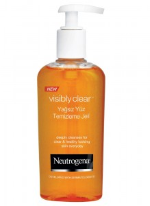 Neutrogena Visible Clean Yağsız Temizleme Jeli 200ML