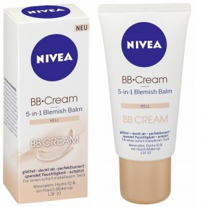 Nivea BB Krem Light 50ML