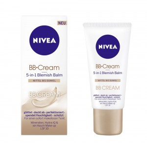 Nivea BB Krem Medium To Dark 50ML