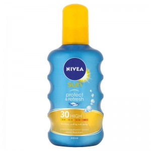 Nivea Güneş Invisible Spray Protect Refresh Spf30 200ML