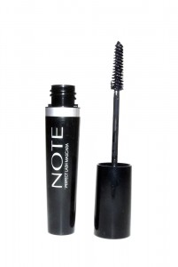 Note Mascara Perfect Lash Black 10ML