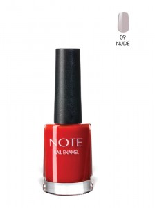 Note Nail Enamel Oje 09 Nude 9ML