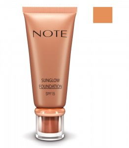Note Sunglow Fondöten 30 35ML