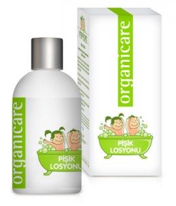 Organicare Bebe Lotion 250ML