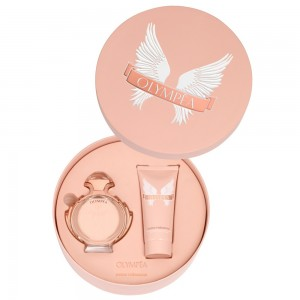 Paco Rabanne Olympea Edp 80ML+Body Lotion 100ML+Mini 5ML
