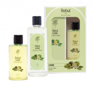 Rebul Lime Edc 270ML+Duş Jeli 200ML